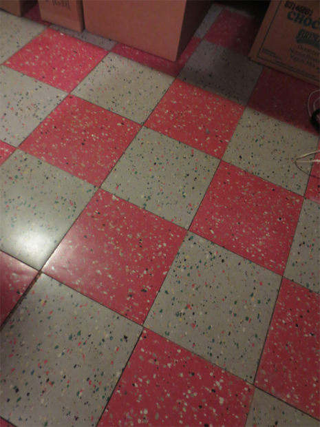 Retro Pink Kitchens