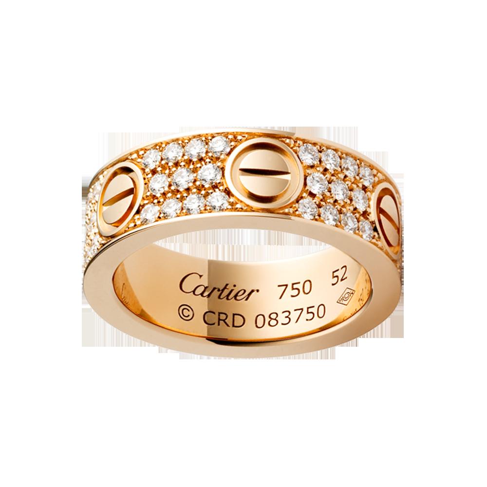 Мужские кольца cartier унисекс