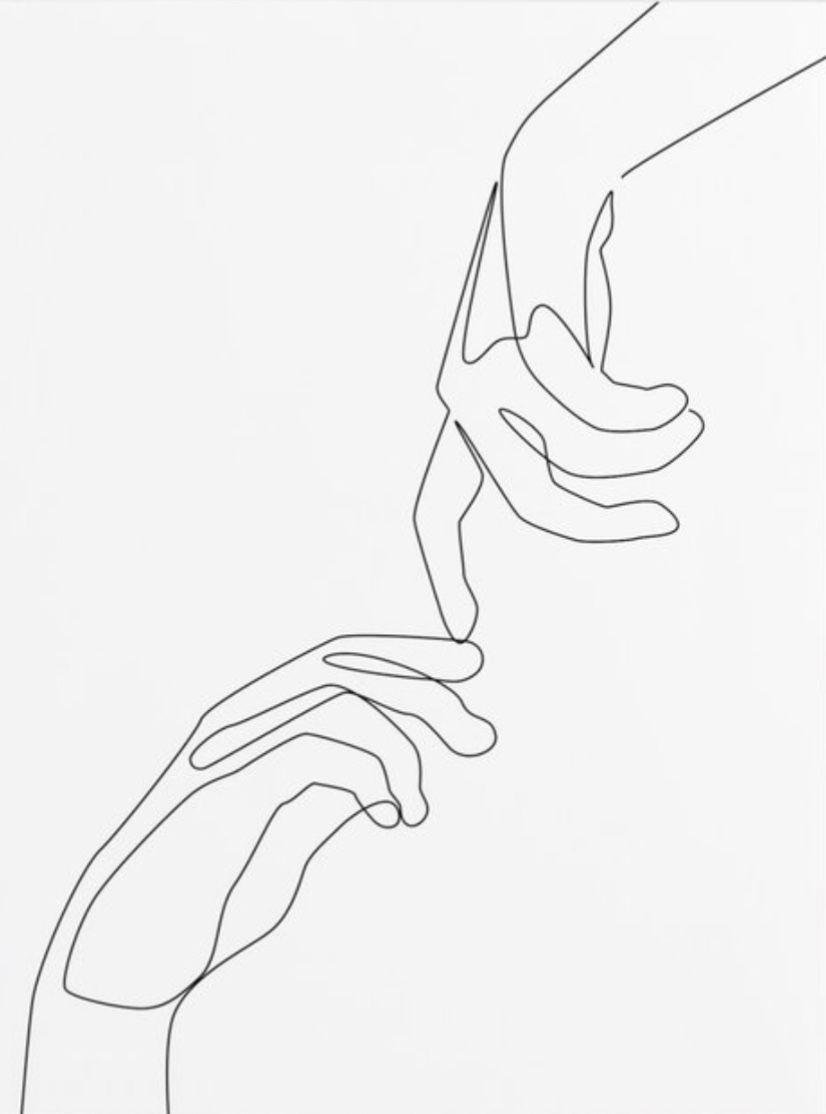 Pin De Mariajose Garcia Navarro En The Art Of Revolution Dibujos De Contorno Arte De Silueta Produccion Artistica