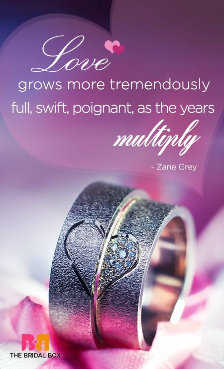 6 Best Engagement Anniversary Quotes To Toast The Day He