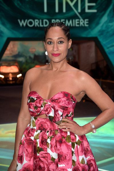 "Tracee Ellis Ross Photos - Tracee Ellis Ross attends the premiere of Disney's ""A Wrinkle In Time"" at the El Capitan Theatre on February 26, 2018 in Los Angeles, California. - Premiere Of Disney's 'A Wrinkle In Time' - Red Carpet"