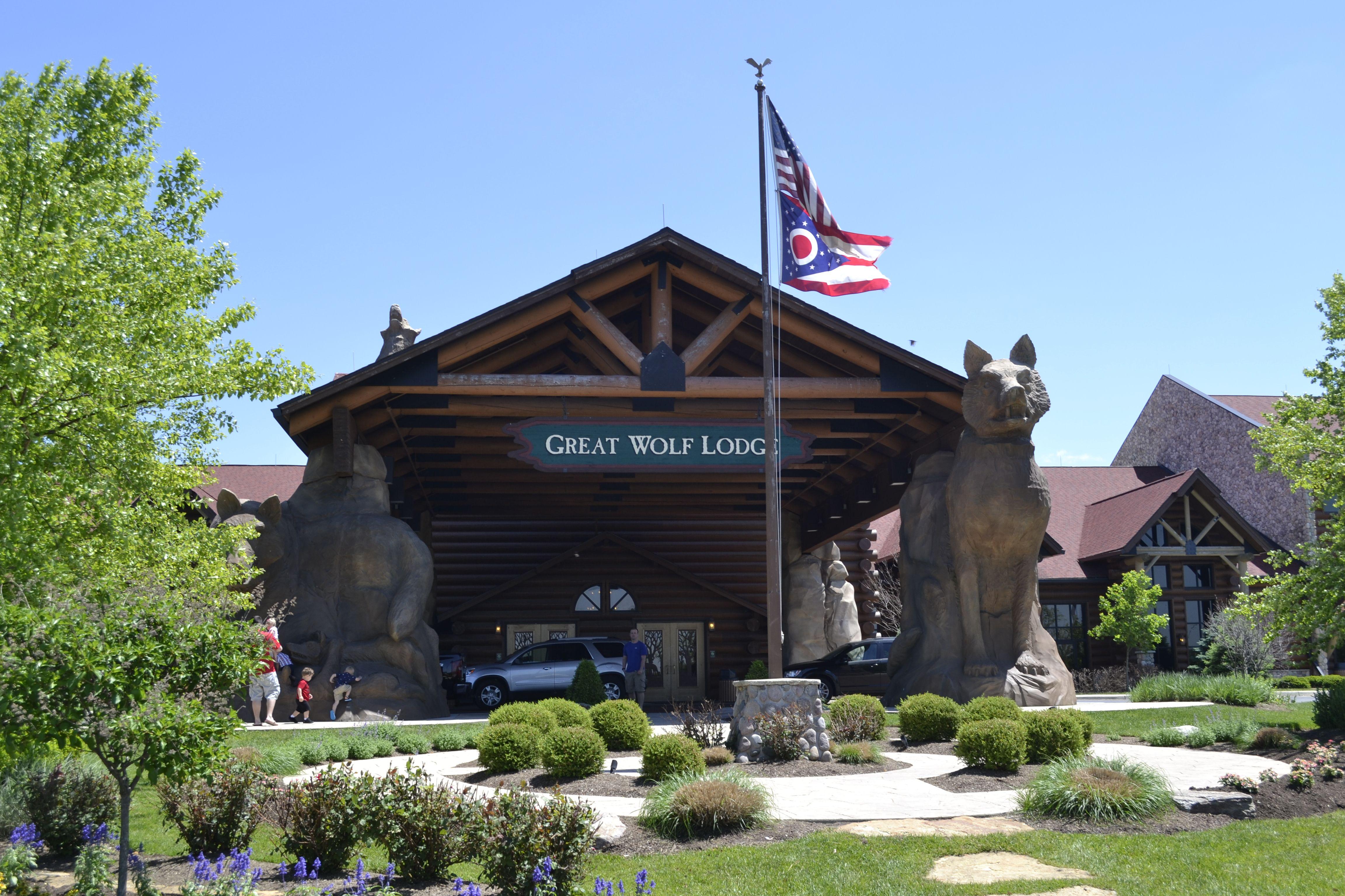 Great Wolf Lodge Mason Ohio