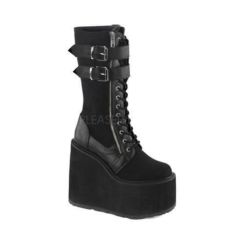 Demonia Swing 221 Mid-Calf Boot (Women's) eibdkM8d