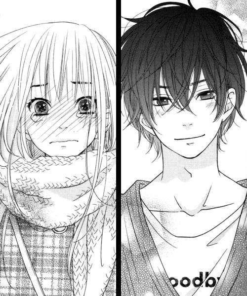Pin en Love anime couple