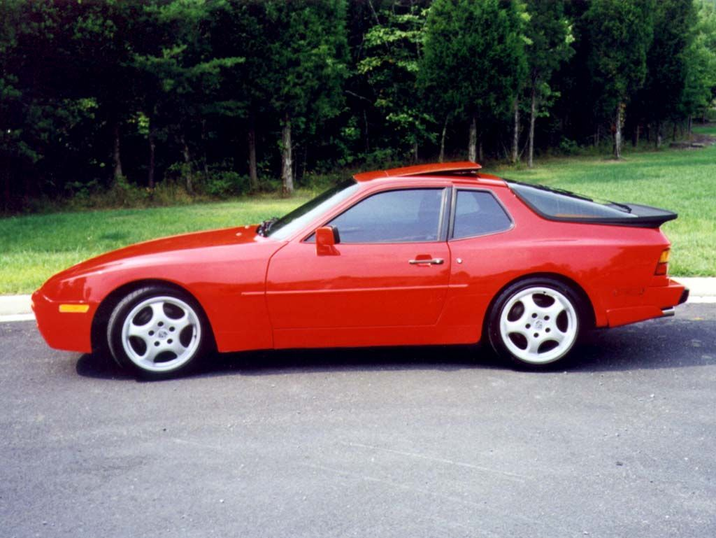 Nice Jakeu0027s Porsche 944 From Sixteen Candles   My Dad Had This In Sapphire Blue    Awesome!
