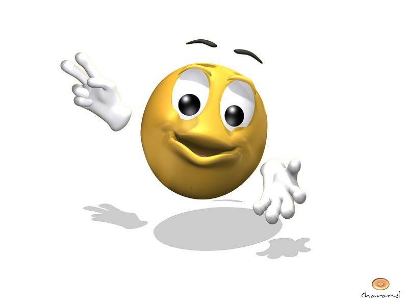 3D Animated Emoticons | Animated 3D Smileys | awesome ...