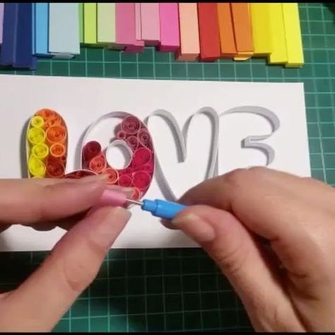 Comment faire facile Quilling