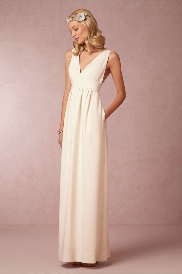 Simple Summer Wedding Dresses | Summer weddings, Wedding dress and ...