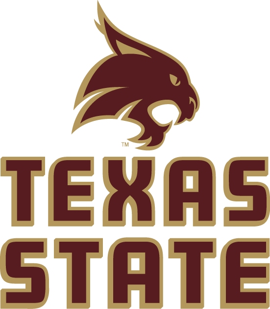 Texas State Bobcats Alternate Logo Texas State Bobcats Texas State Texas State University