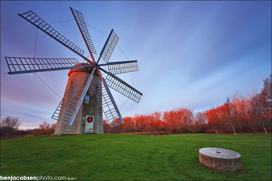 Boyd's Grist Mill