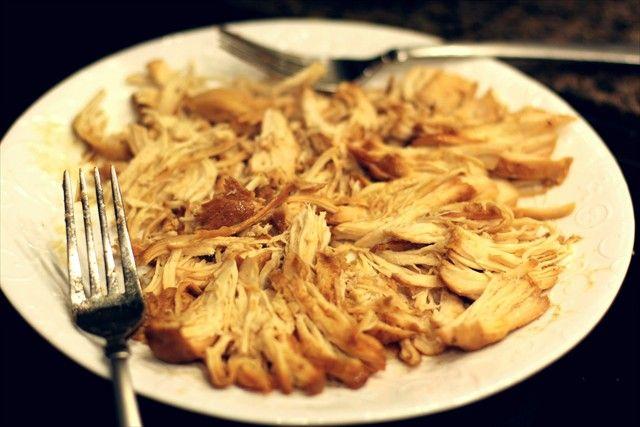 Slow Cooker BBQ Chicken Sandwiches.017