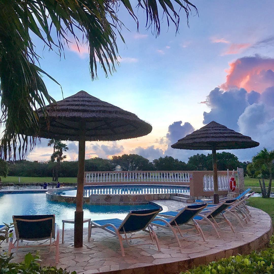 Sunrise Over Divi Village Golf And Beach Resort On Aruba Social