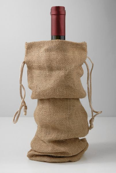 Burlap wine bags. Need some on hand for hostess gifts, etc.