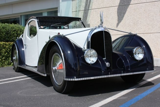 1934 Voisin C27 Aerosport Coupe Images | Pictures and Videos