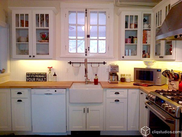 Off Centered Upper Cabinets  Project Spotlight Balancing Fascinating Upper Kitchen Cabinets Decorating Inspiration