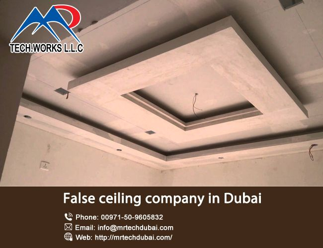 Looking for #False Ceiling Company in @Dubai? Here is the ...