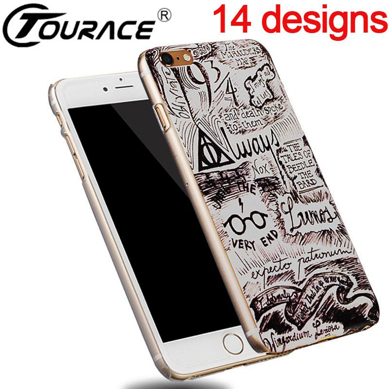 custodia iphone 6 harry potter