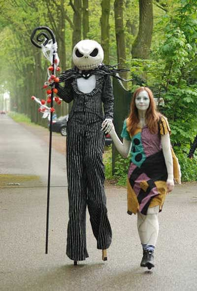 20 Cool Halloween Costume Ideas for Couples   Couples Halloween ...