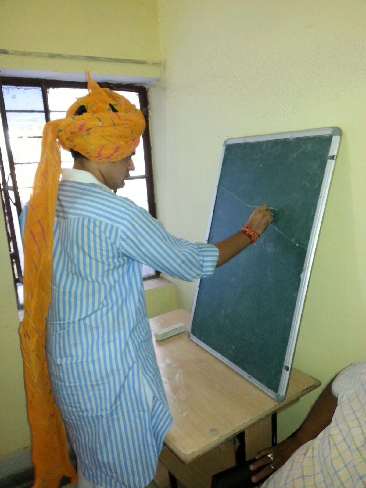 Karauli, Rajasthan Social programs, Rajasthan, India