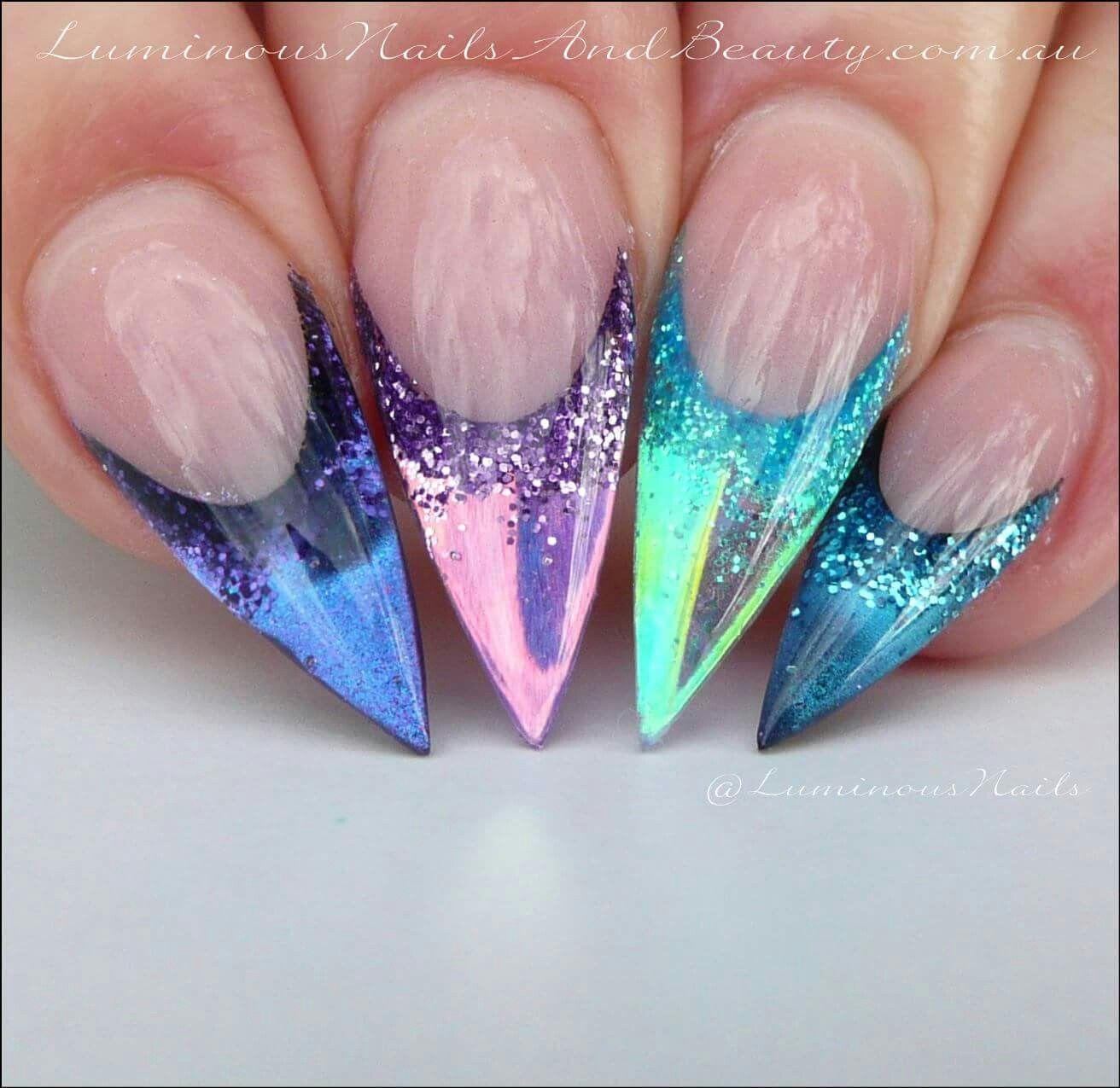 Pin von Makensie Allex auf nails | Pinterest | Acryl nails, Nails ...