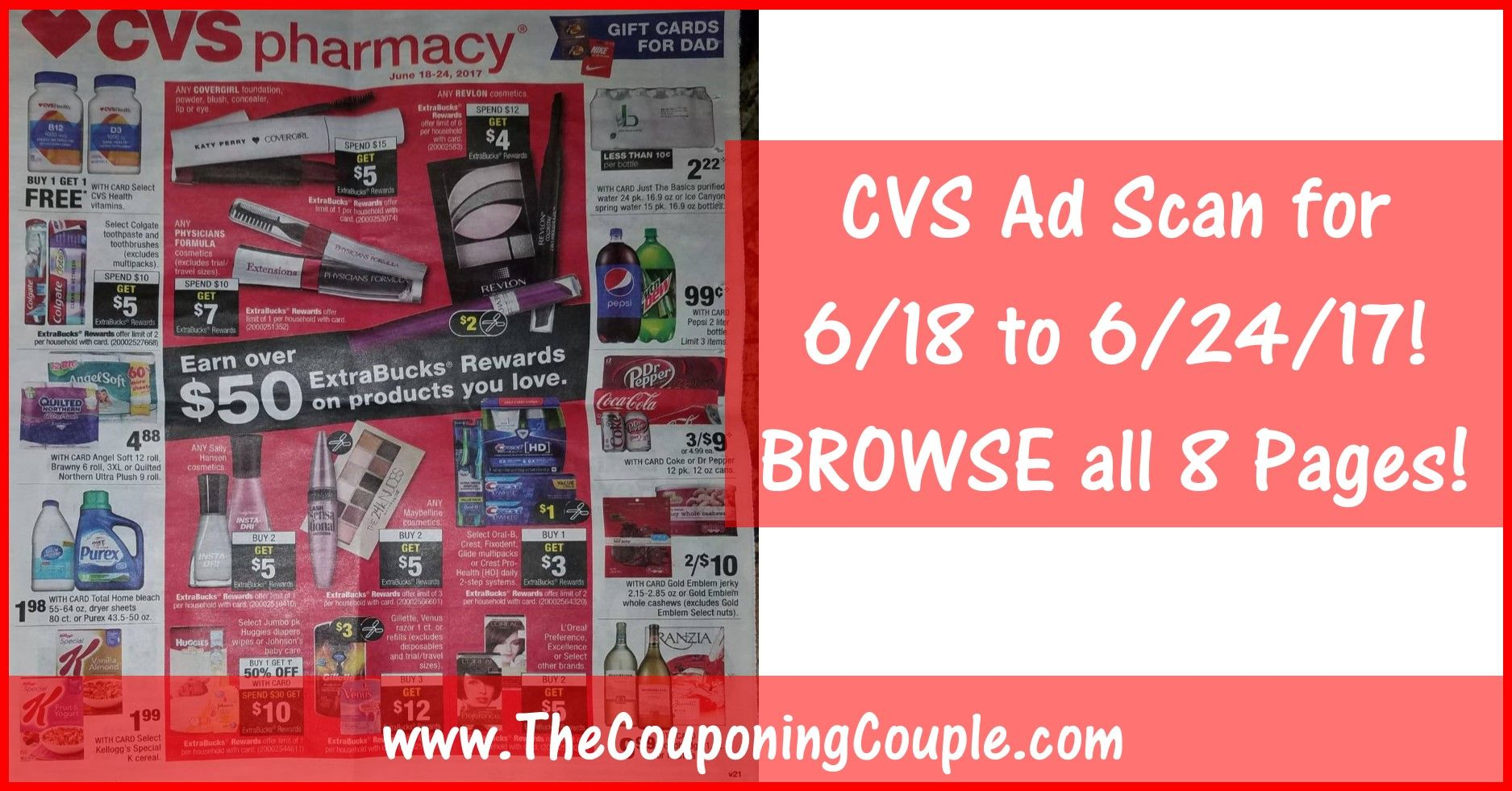 cvs ad scan for 6