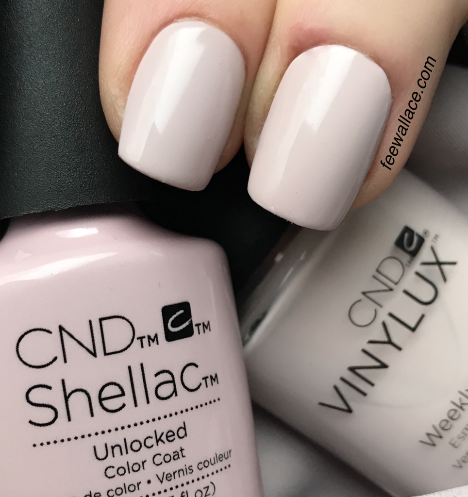 Photo of CND™ NUDE Collection – SHELLAC™ & VINYLUX™ – Fee Wallace Online