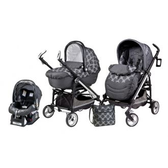 Peg Perego Car Seat Bassinet Stroller Combo Saving Up