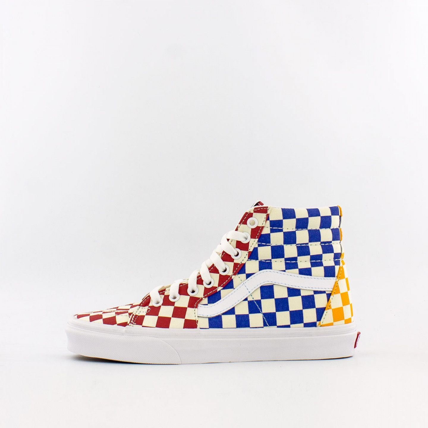 clients first great discount sale retail prices Vans Checkboard SK8-Hi (Big Kids) | Click.... buy... wear ...