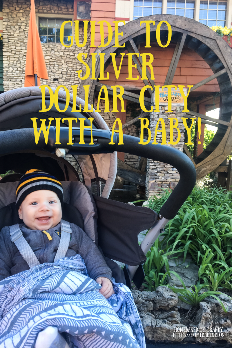 Guide to Going to Silver Dollar City With a Baby Silver