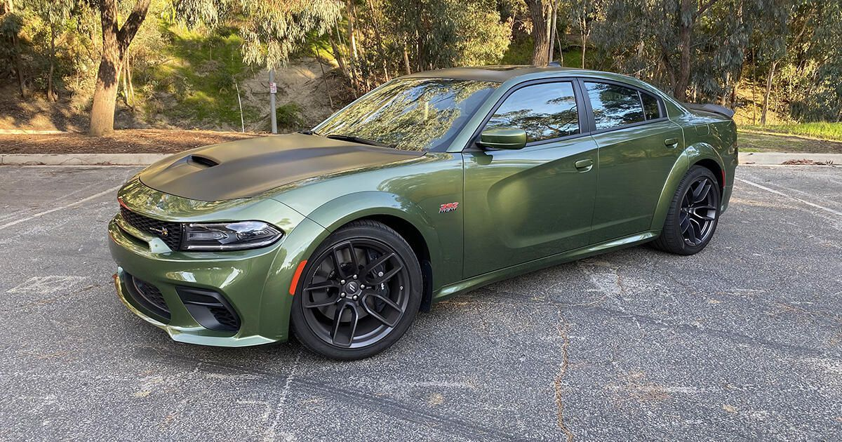 2020 Dodge Charger Widebody Review Superchonk Dodge Charger Dodge Charger Hellcat Dodge