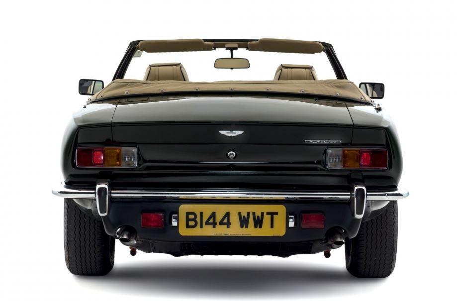 1985 Aston Martin V8 - Volante