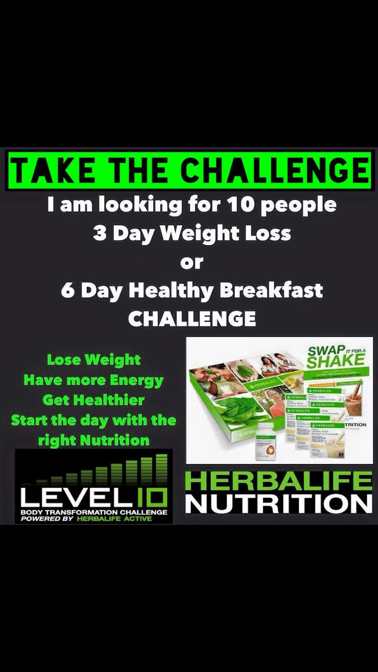 level 10 weight loss challenge