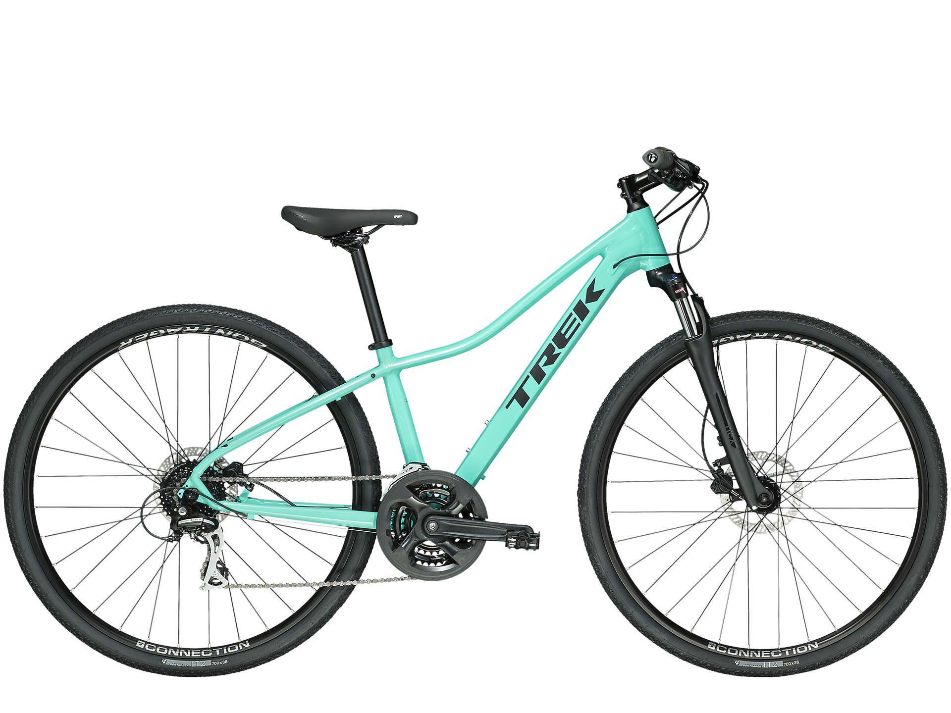 Dual Sport 2 Women S Trek Bikes Trek Mountain Bike Mountain Biking Women Trek Bikes