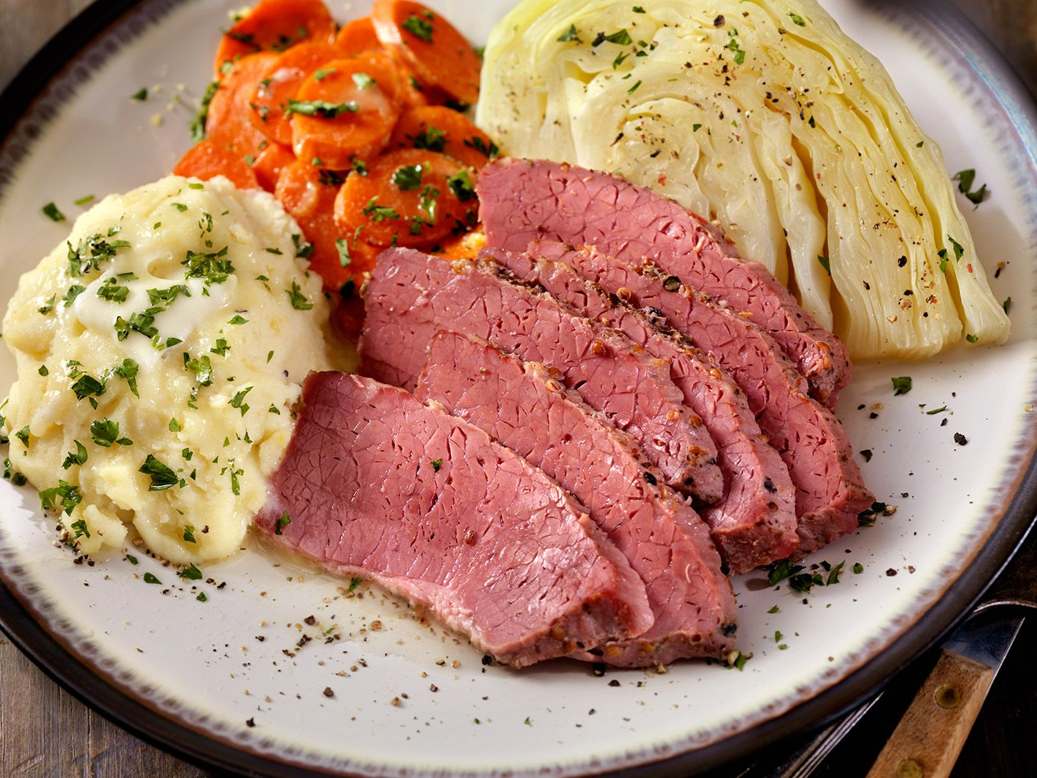 If You Don T Cook Corned Beef Often It Is Time To Get Reacquainted Here S Everything You Need To Know Wh Sirloin Steaks Top Sirloin Steak Angus Beef Recipes