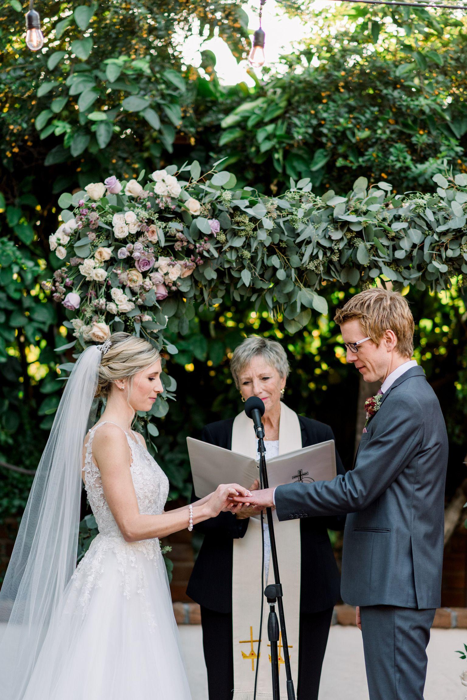 A London Boy And His American Bride In 2020 Oc Wedding Bride Wedding Officiant