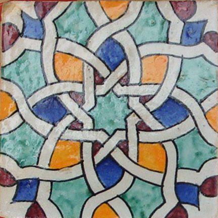 Morrocan Tiles Moroccan