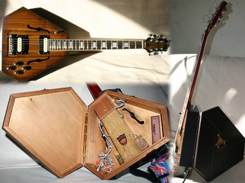 Electric cigar box guitar kit uk