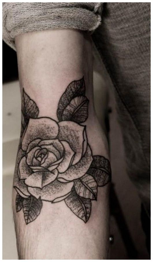 Rose Tattoofor Arm To Chest: Tattoo Lettering Designs Rose Tattoos For Men Black And