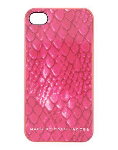 MARC BY MARC JACOBS Women s Hi-tech Accessory Fuchsia -- --  39b9bb63069e8