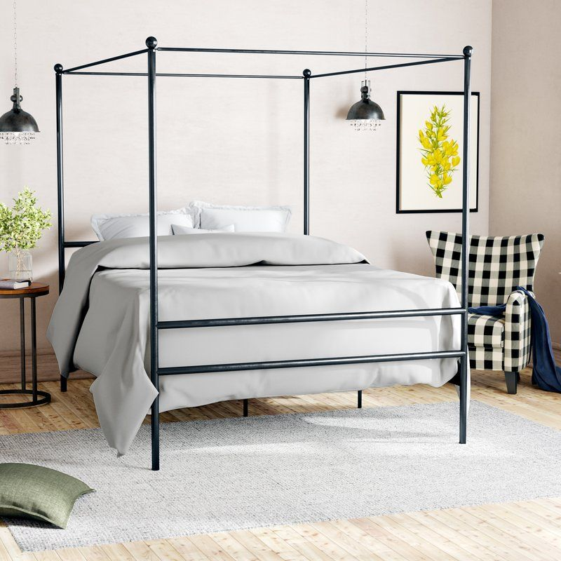 Lolington Canopy Bed Canopy Bed Frame Bed Frame Canopy Bed