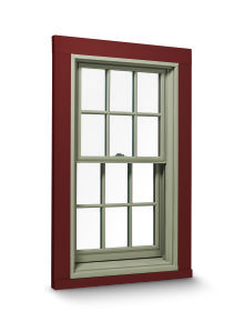 This Anderson 400 Series Window Should Never Be Painted Two Colors Read The Full Explanation