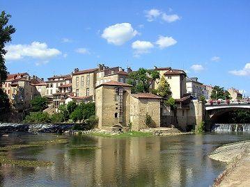 #Mont-de-Marsan: leuk plaatsje in het departement #Landes