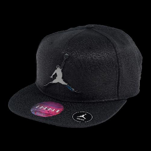 JORDAN SNAPBACK METAL LOGO CAP now available at Foot Locker  c584b1b12e9