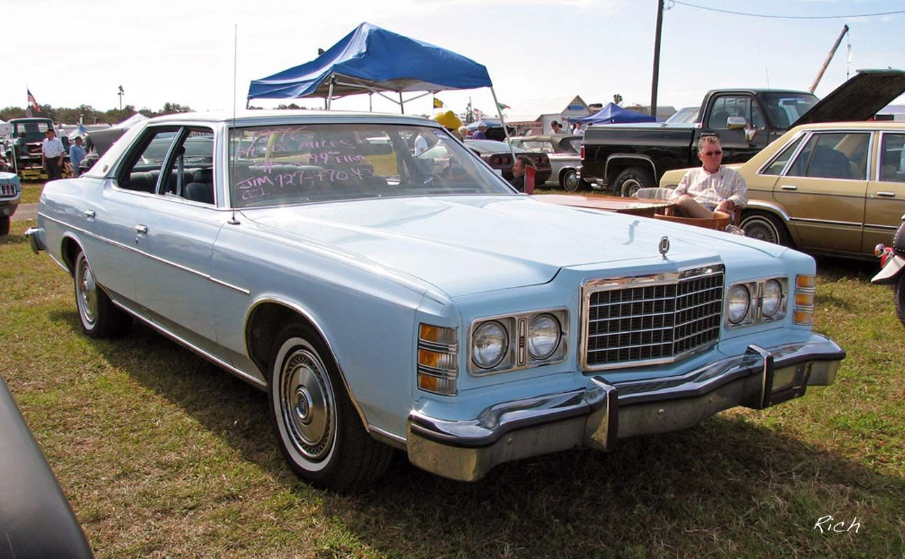 1976 ford ltd brougham 4 door the brougham trim option would be gone after 1976