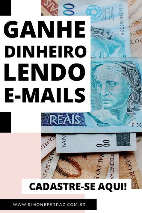 COMO GANHAR DINHEIRO RÁPIDO E FÁCIL ABRINDO E-MAIL