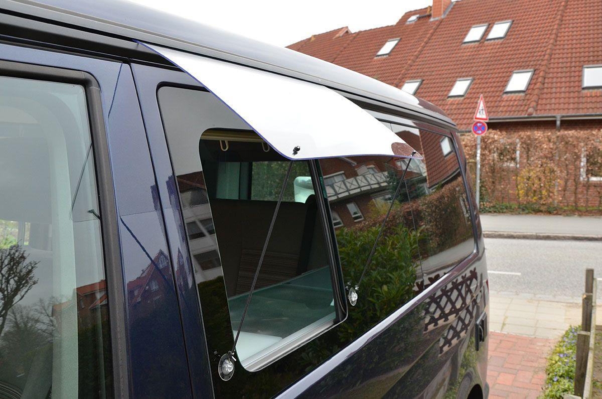 vw t5 t6 california campingzubeh r rain protection side window t5 t6 pinterest ausbau. Black Bedroom Furniture Sets. Home Design Ideas