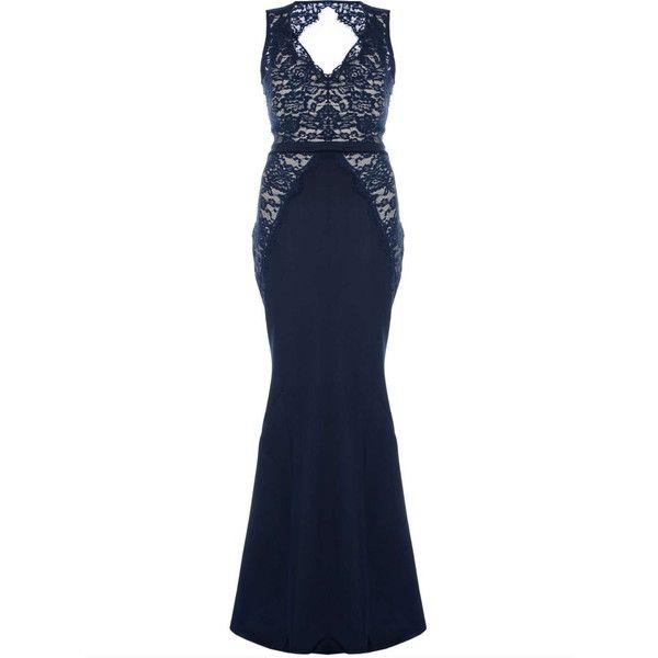 Dorothy perkins peacock maxi dress