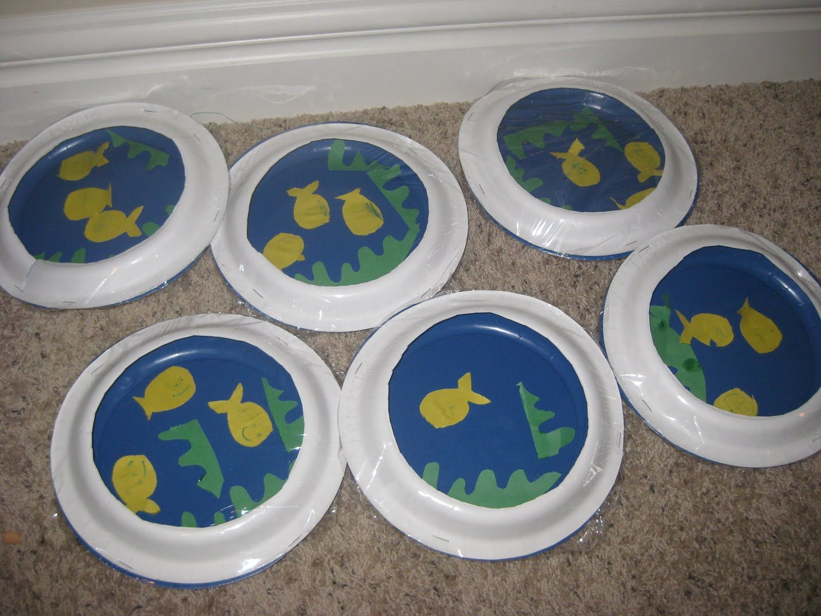 Ff is for fish (fish bowl)! What a fun and cute craft ...