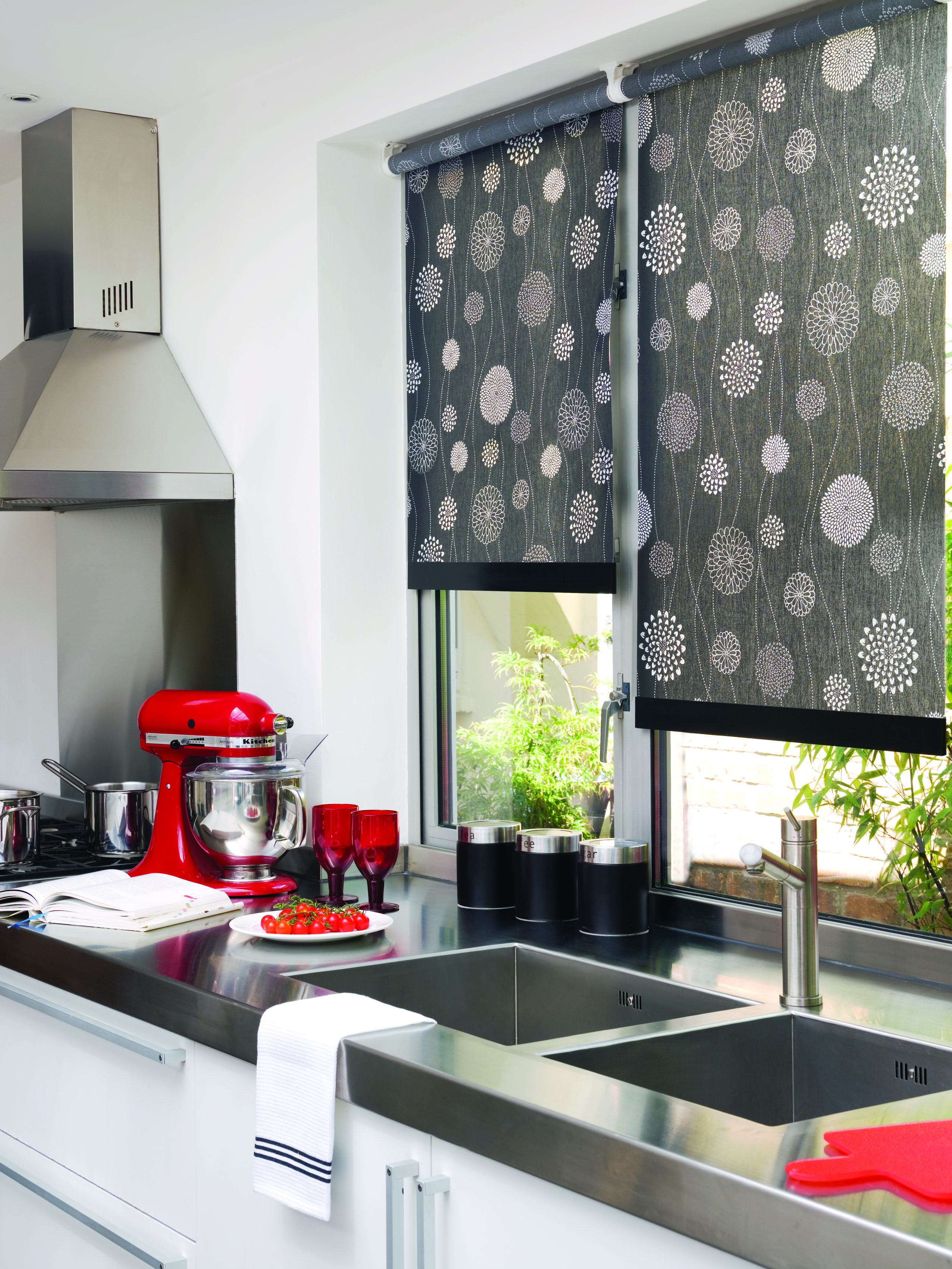 All Of Our Roller Blinds Are Easy To