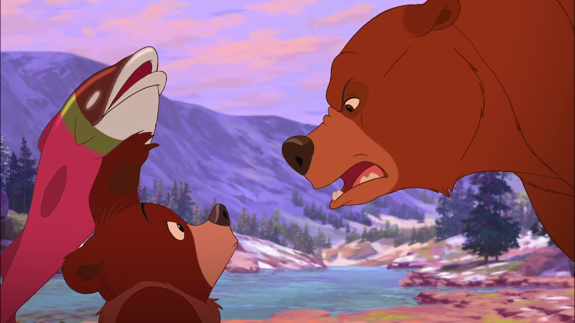 100867.jpg 1,920×1,080 pixels | Brother bear, Anime, Disney